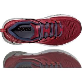 Hoka One One Gaviota 2 Zapatillas running Hombre, rio red/dark slate